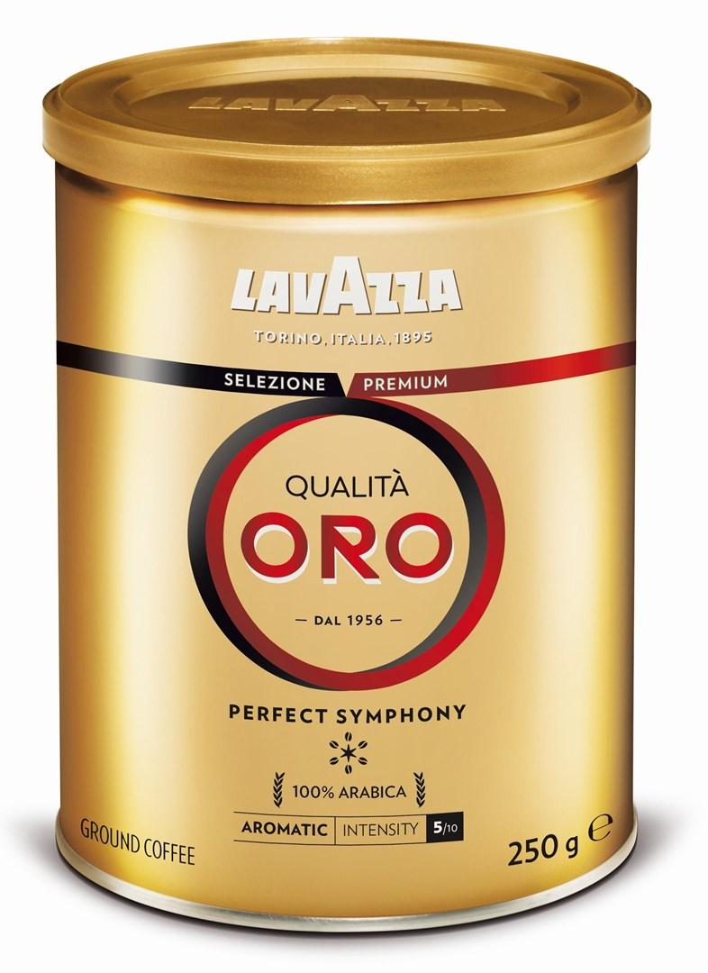 Lavazza Qualita Oro ground coffee 250g
